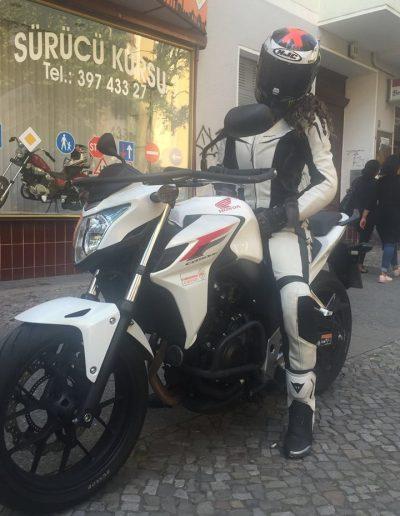 Motorrad Führerschein Ausbildung
