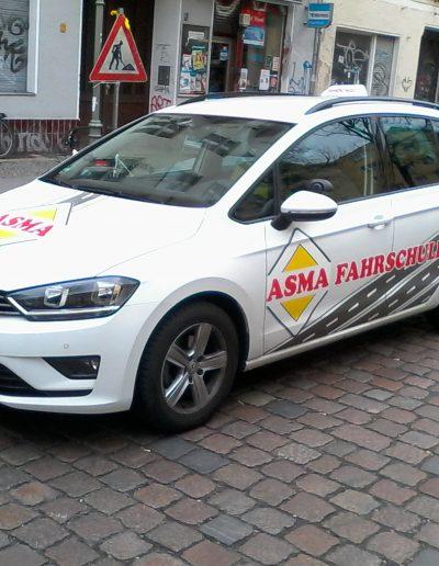 Klasse B Führerschein Ausbildung bei der besten Fahrschule Asma in Berlin