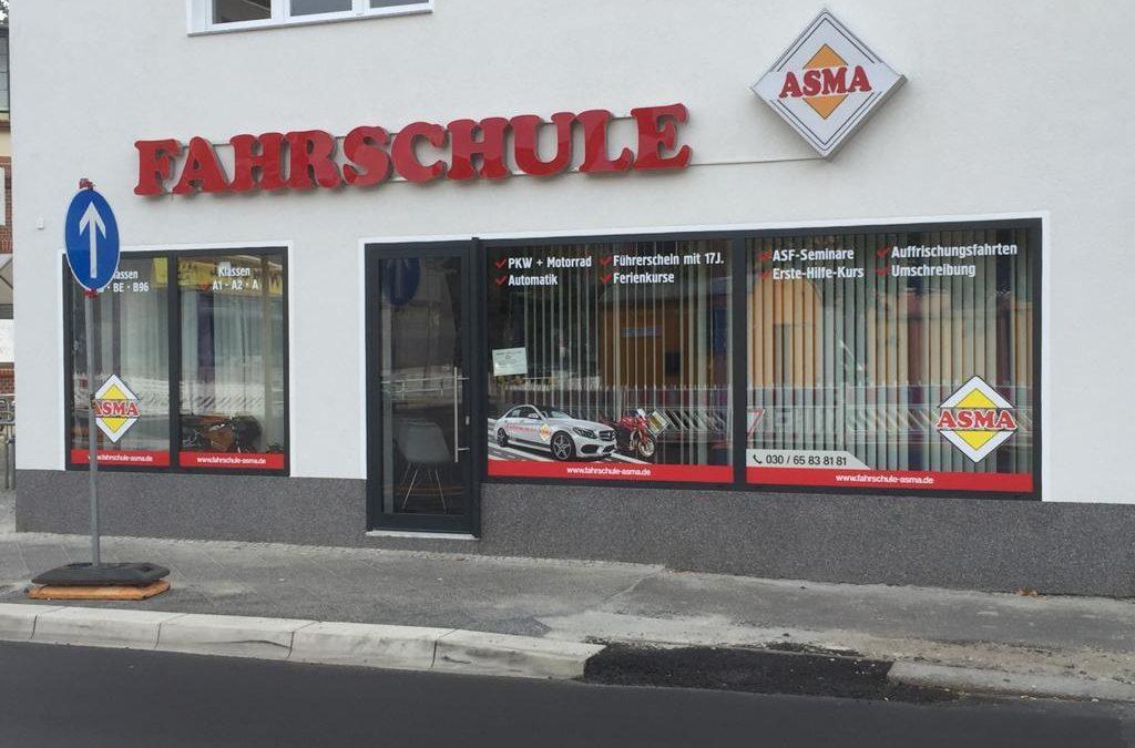 Führerscheinausbildung Klasse A in Berlin-Wittenau